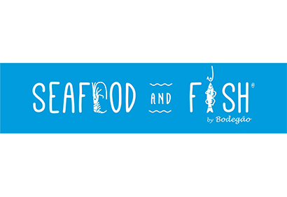 loja seafood and fish logo